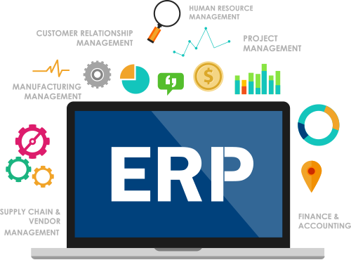 erp software development brunei